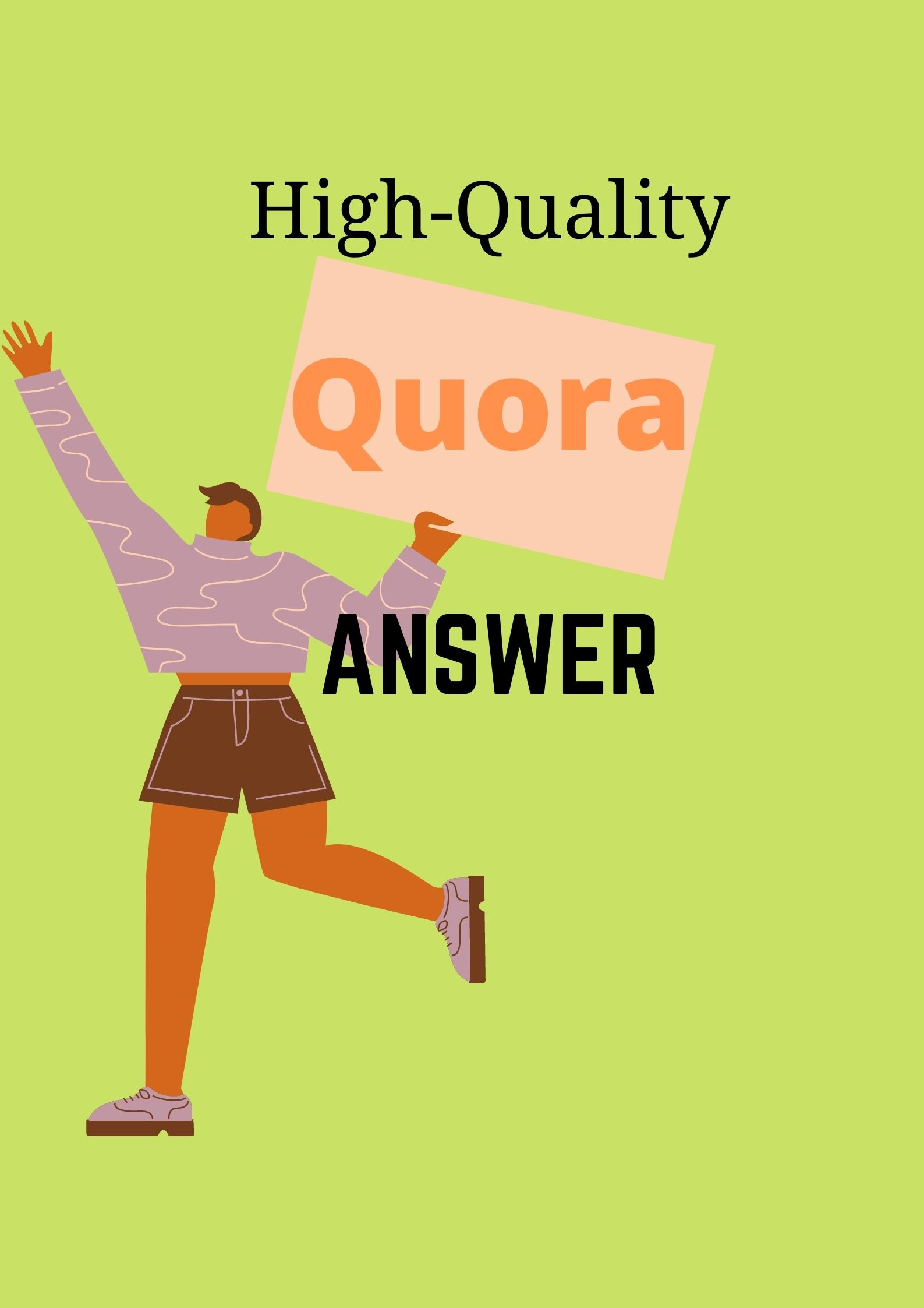 6 Quora Answer with clickable backlink