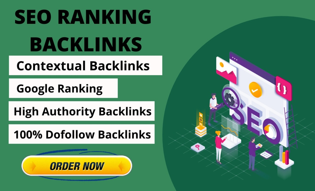 I will create 1000 SEO backlinks high authority DA 40+ Do-follow backlinks for google ranking