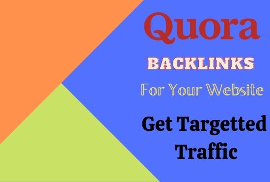 I will provide 10 HQ Quora Answer with Backlink