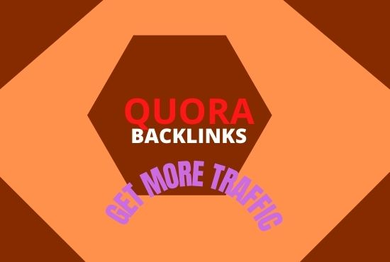 I Will Provide 6HQ Quora Answer With Backlinks