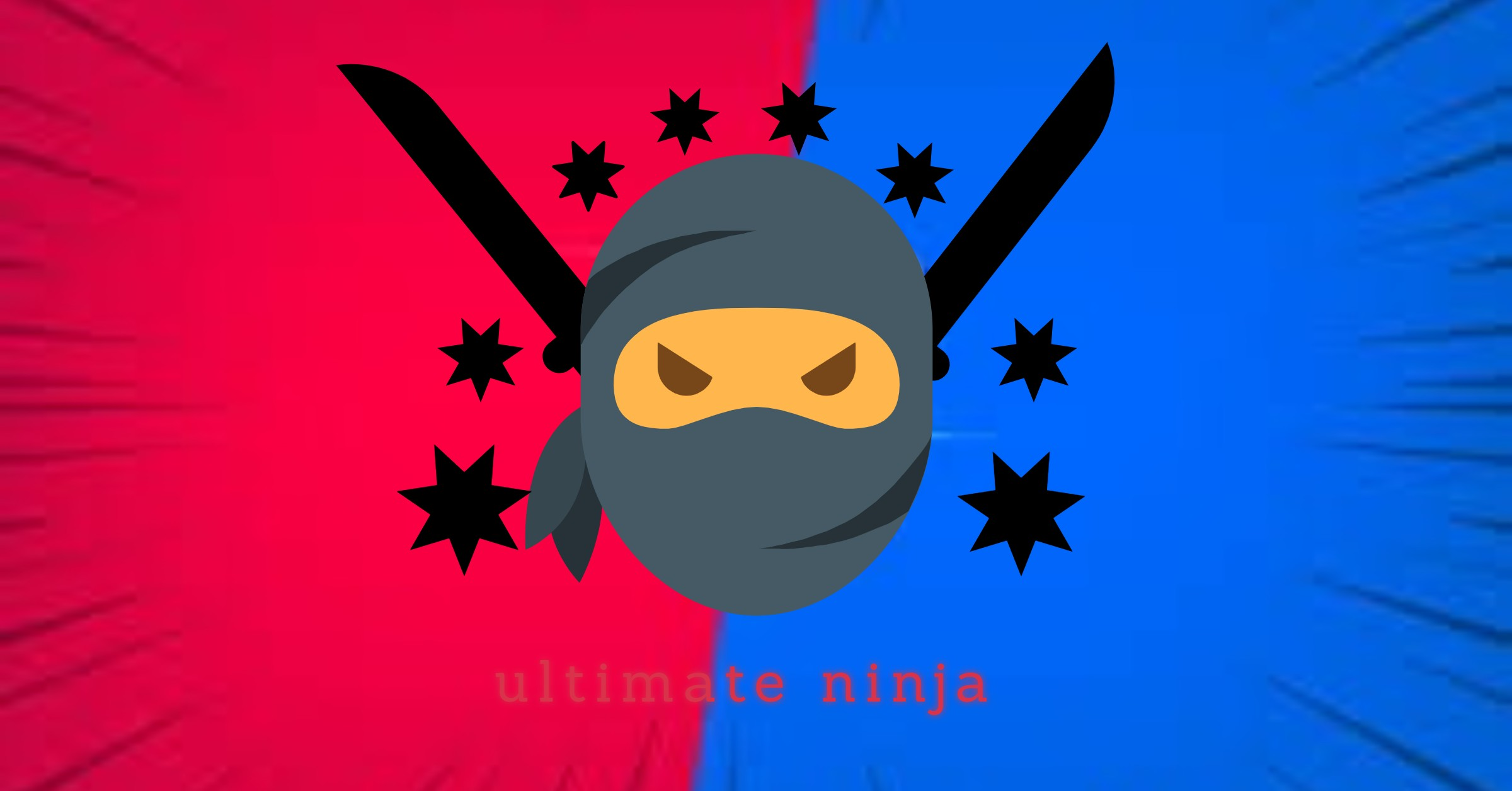 this is a ninja logos,  Wait for more large logos.