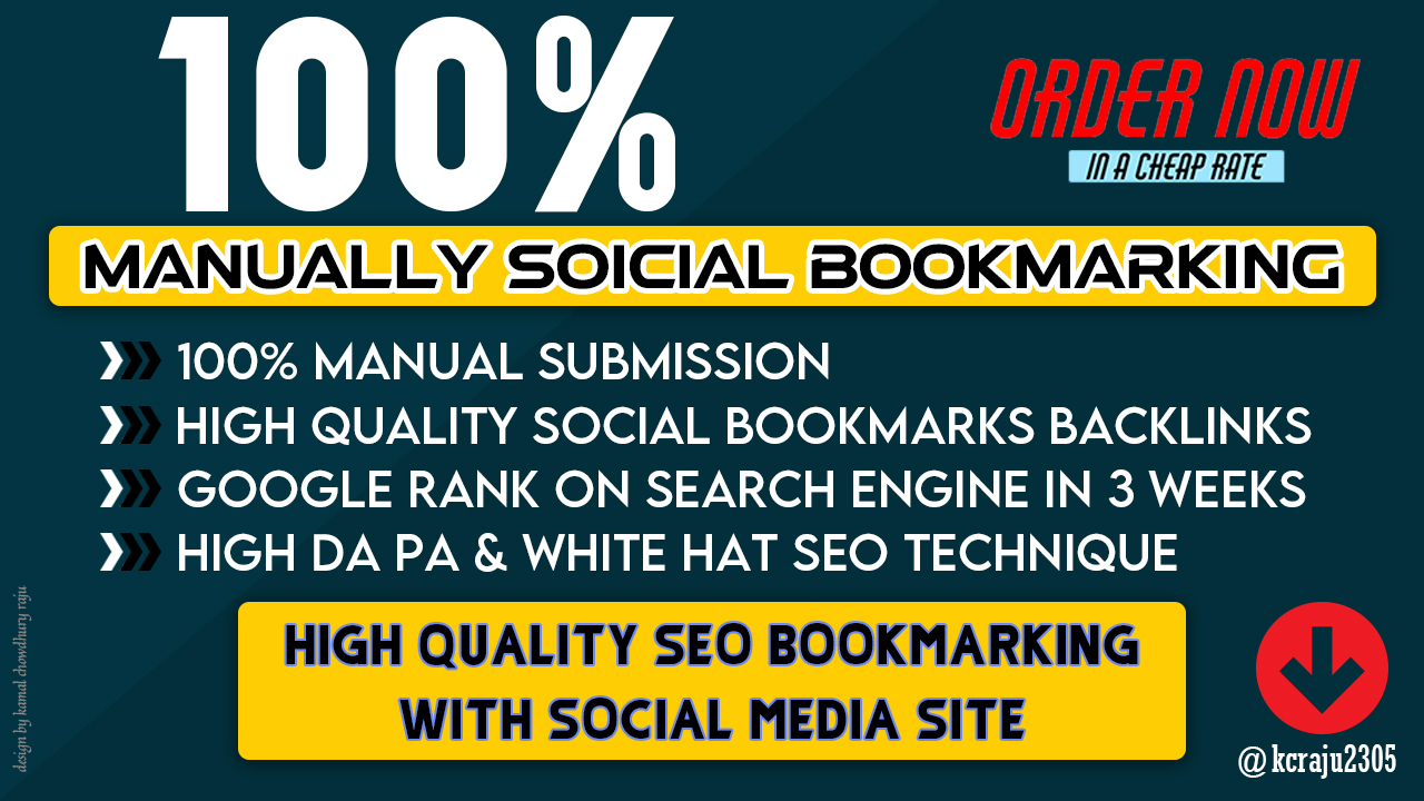 30 Social Bookmarks on Top Social Bookmarking / Sharing Sites