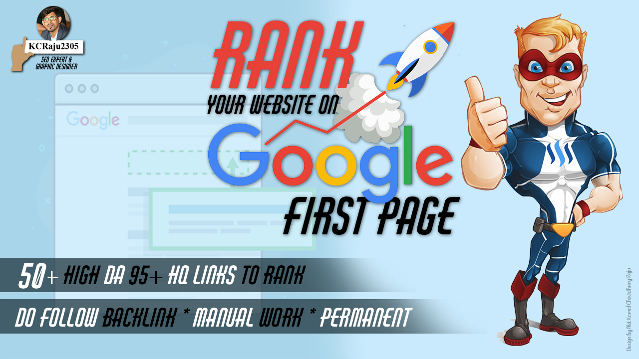 Lift Up Your Site LlKE a Rocket 50+ High DA 90+ HQ Backings to RANK Permanently