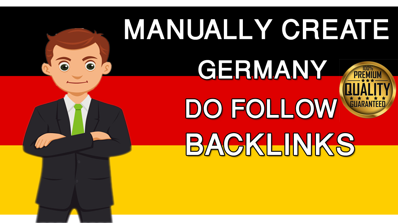 I will do you 20 dofollow forum backlinks. de Germany