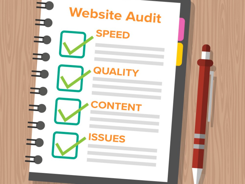 I Will Provide Complete Manual SEO Audit of Your Website