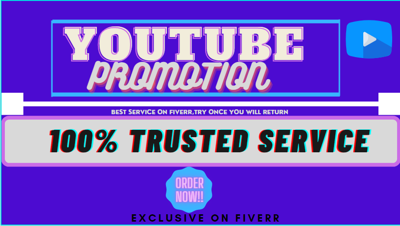 Do A Unique Youtube Music Video Promotion