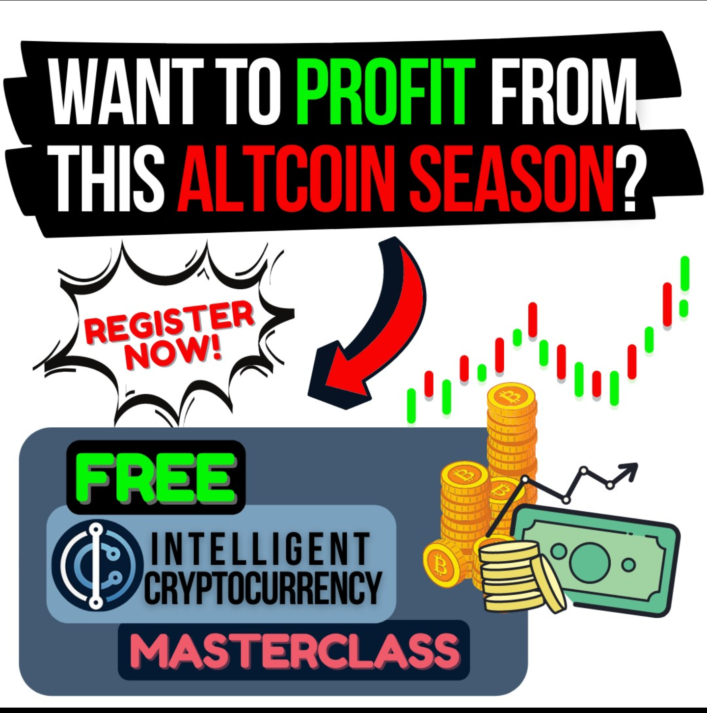 EARN as much as 271,244 dollars with free CRYPTOCURRENCY MASTERCLASS
