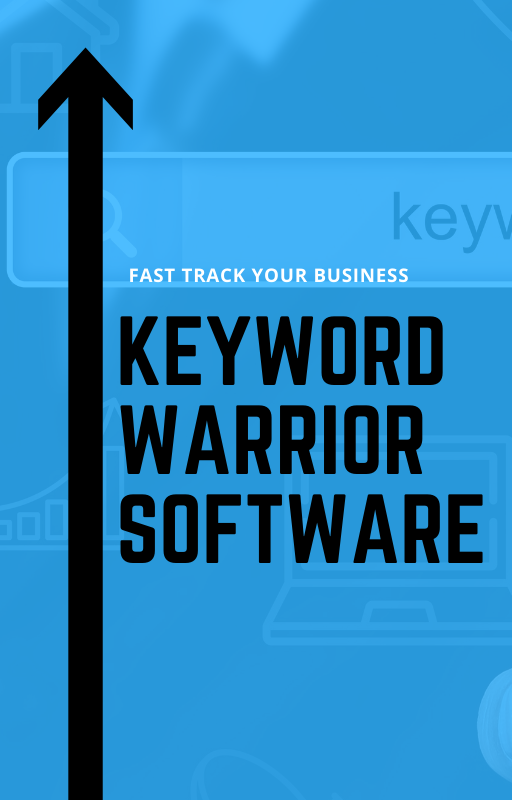 Keyword Warrior software in search engine optimization