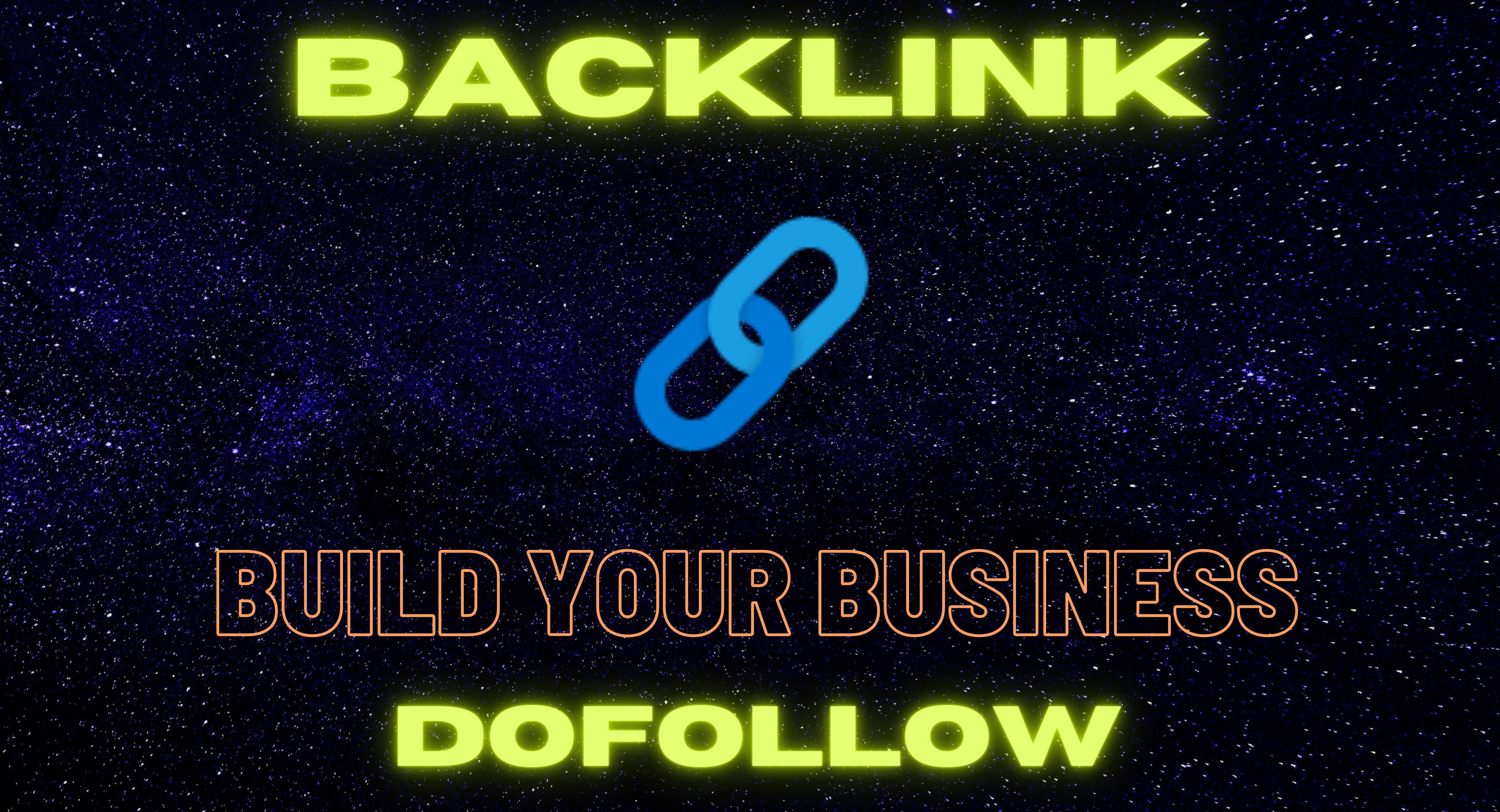 Build Your Business Create 50 high quality DA 90+ Do-Follow PR9 profile backlinks