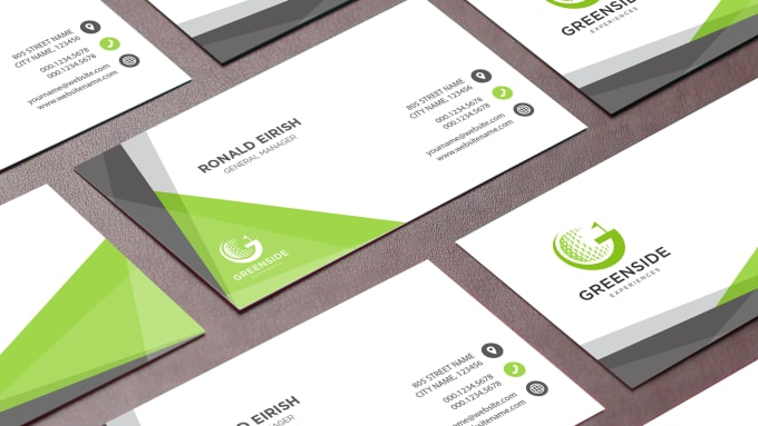 I will design modern business card design and stationery design