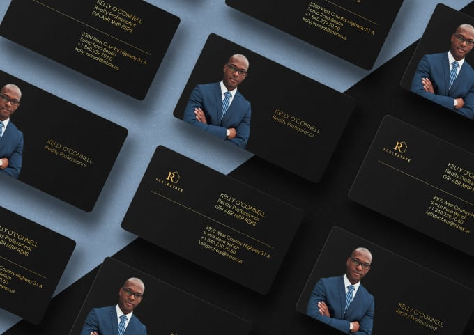 I will do create professional business cards design for you