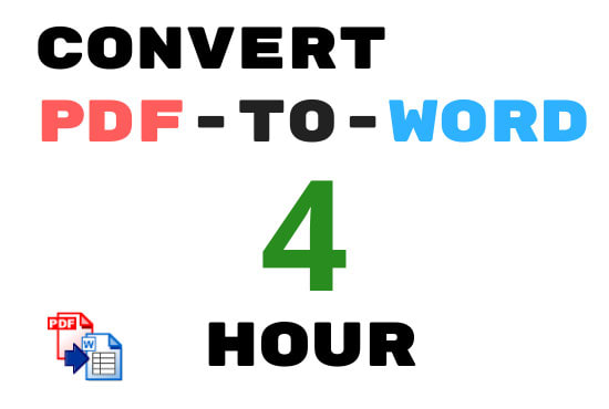 change PDF over to word,  doc,  docx expertly
