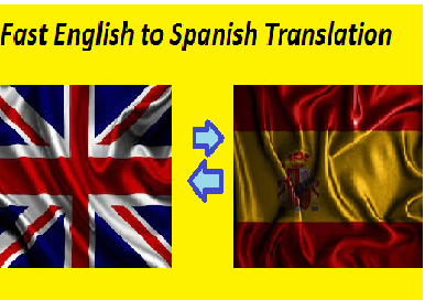 I will translate any 1000 words to English,  Spanish or German.