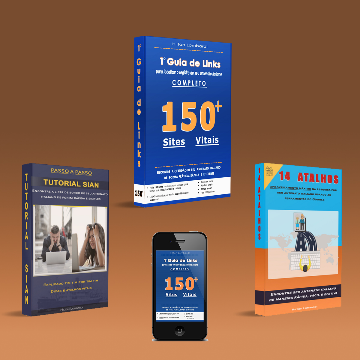You will get a design 3d ecover of ebook,  dvd,  cd,  iphone