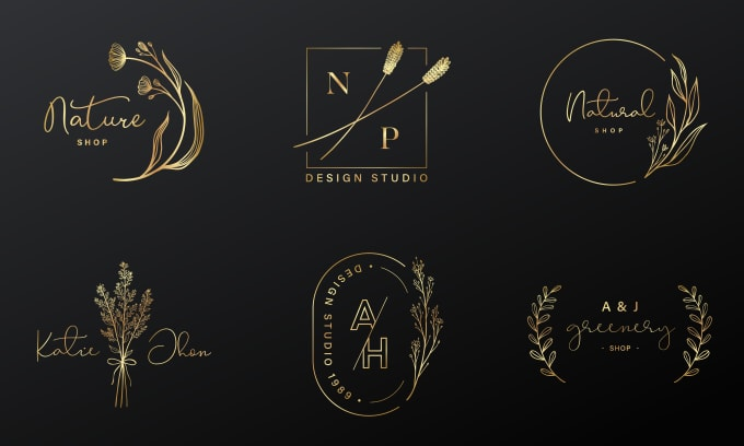 I will create a logo design,  branding,  and brand style guide