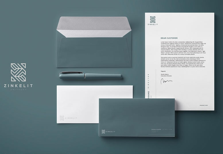 I will design professional letterhead and marketing collateral
