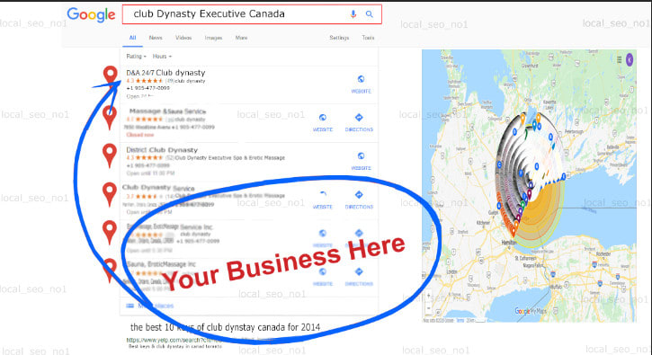 I will do 15000 map citations for ranking business on google on 1st page