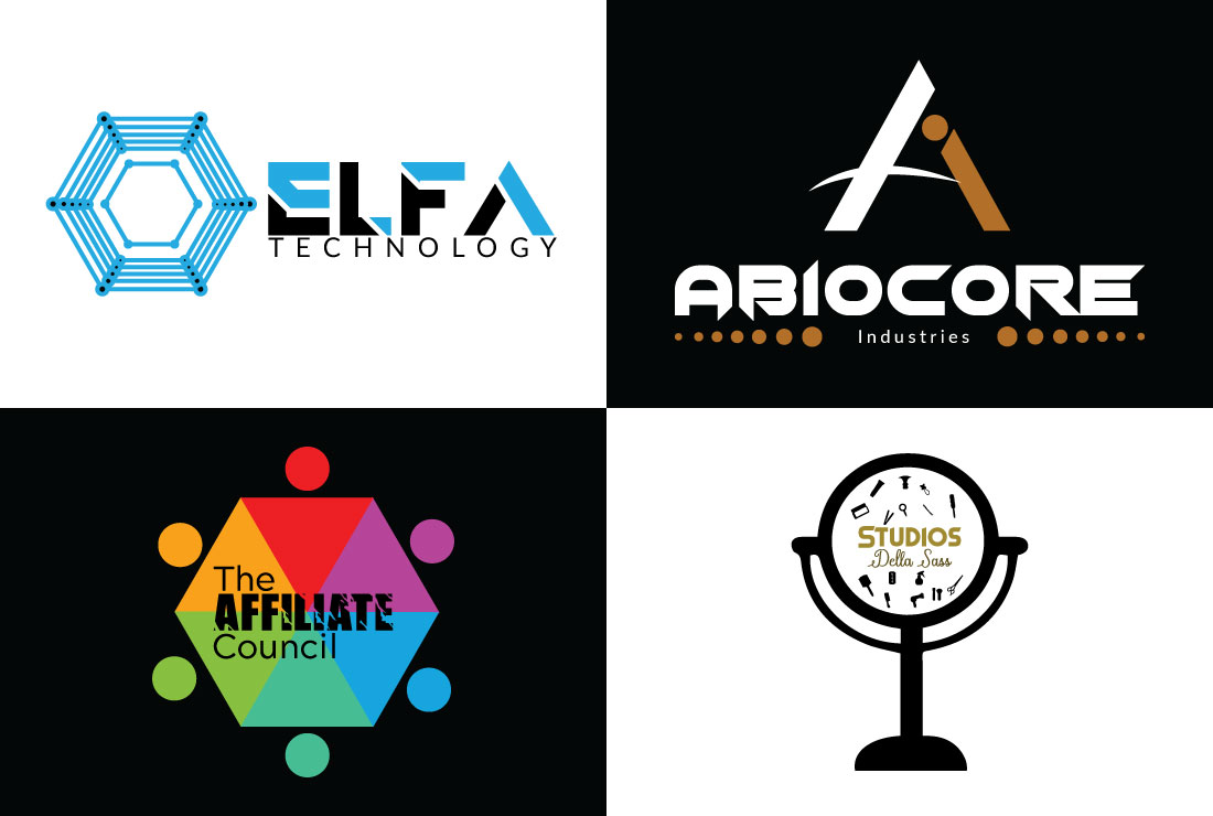 I will create minimalist and modern logo for your business