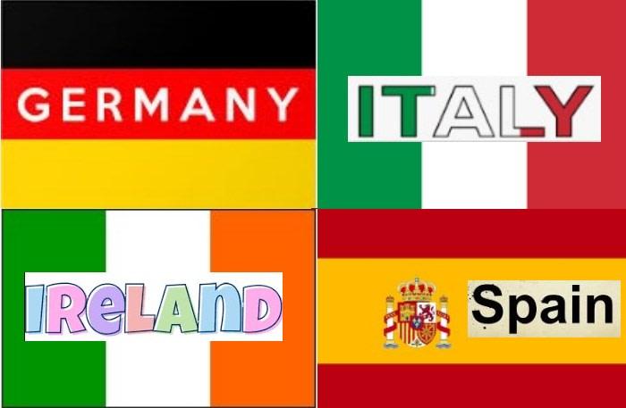 I will do 120 local seo citations for spain,  germany,  italy and ireland