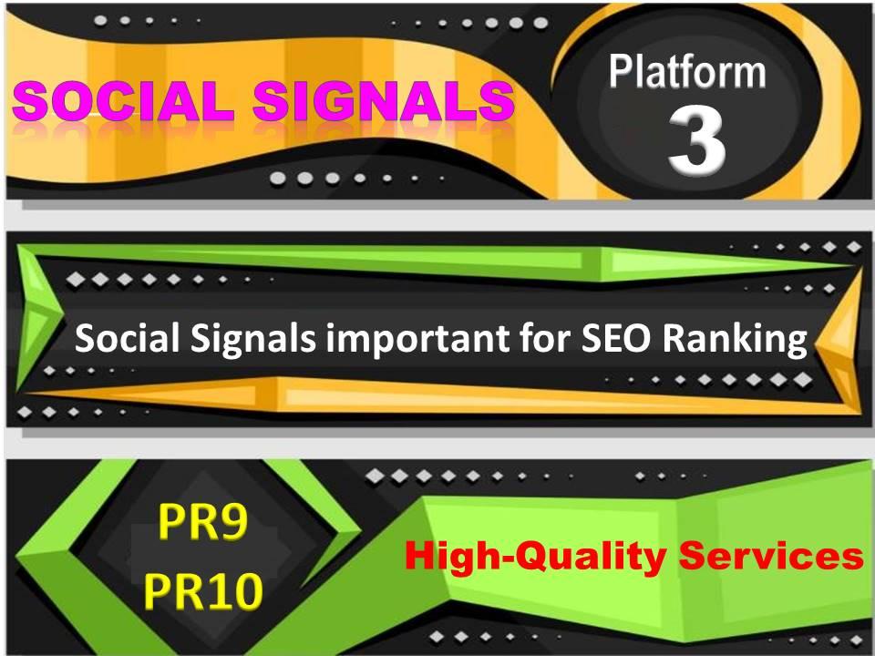 2250+ Real High Quality Weblike, Pinterest, Tumblr Social Signals including High PR9 for SEO Traffic