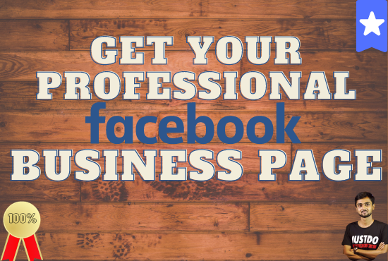 Develop Professional Facebook Page For Business