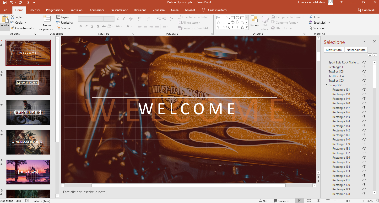 Do you want to do your own promotional video? Quick and easy with PowerPoint.