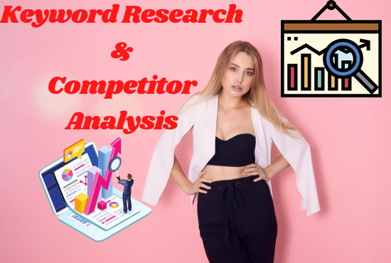 I will do expert SEO keyword research and competitor market analysis