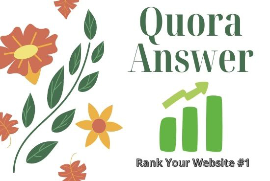 15+ Quora Answers With High Quality Clickable Backlinks
