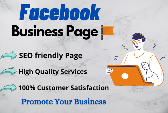 I will develop an impressive Facebook Business Page