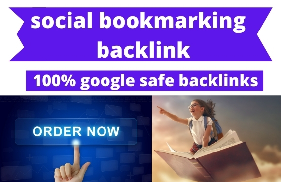 I will provide SEO friendly 70 social bookmarking backlinks
