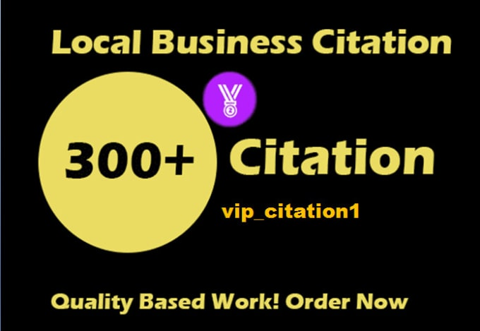 I will do top 200 USA local citations and directory submission
