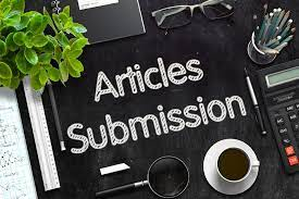 I will do 50 unique article submission with unique domain backlinks