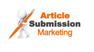 I will do article submission backlinks to 20 sites