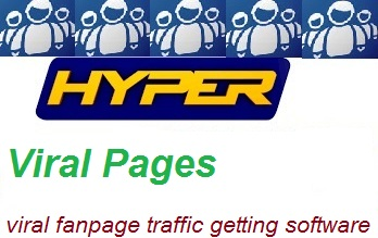 Hyper Viral Pages Traffic Getting Software