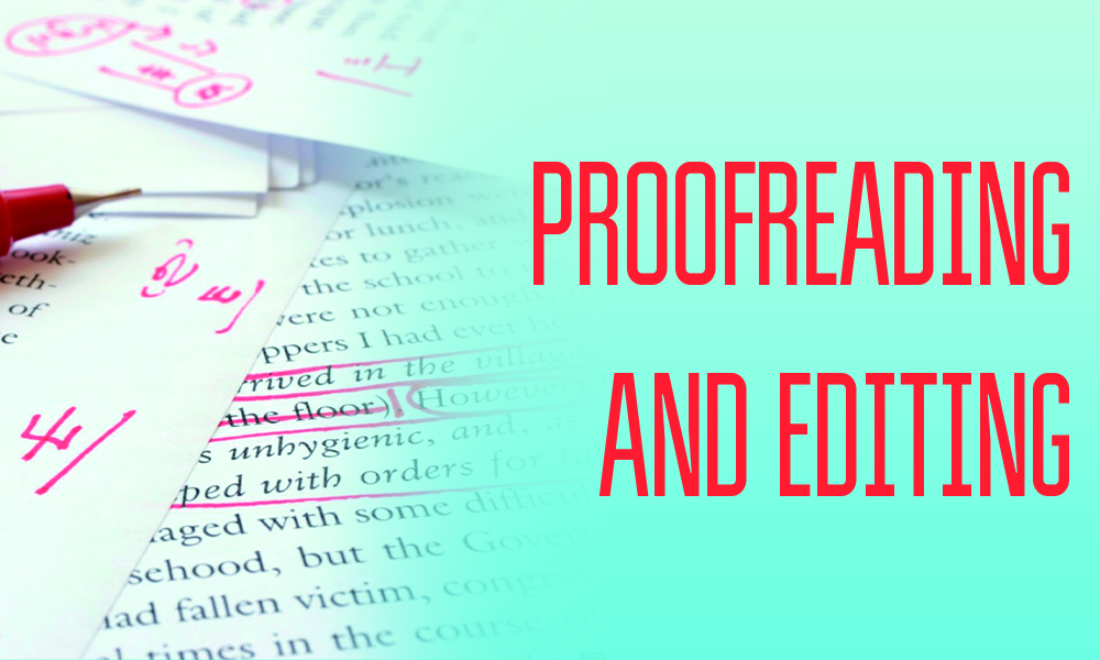 I will amazingly proofread and edit your articles and more