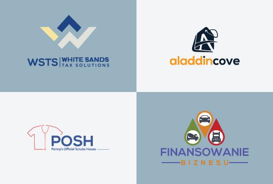 Design Professional custom/ minimalist/ modern/ unique Logo for your business.