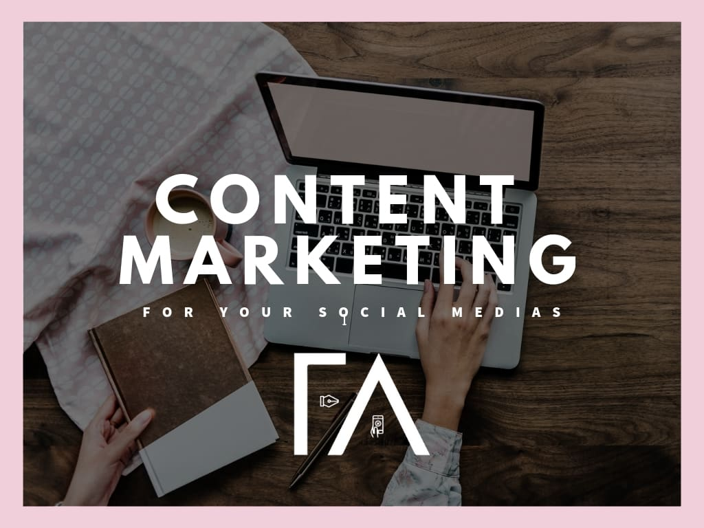 I will be content marketing manager for instagram