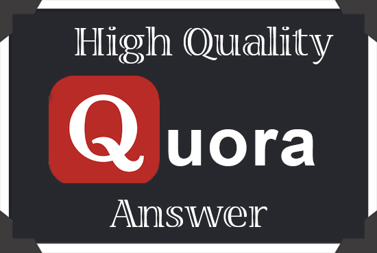 I will provide 15 High Quality Quora answers and URL
