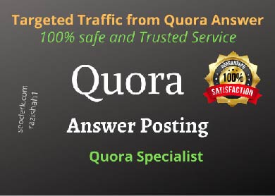 Boost Your Website Traffic With 30 Quora Answers