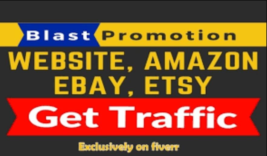 I will etsy promotion, etsy traffic, etsy shop, etsy, etsy marketing