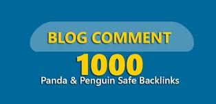 Build 1000 blog comment backlinks