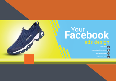 I will design a professional Facebook, Instagram, TikTok, YouTube, etc. Ads Design