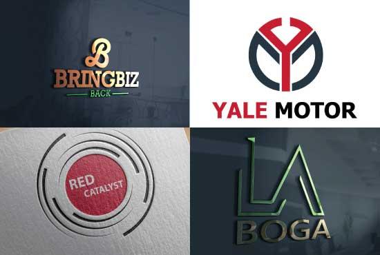Design Professional unique/modern/minimalist logo within 12 hrs