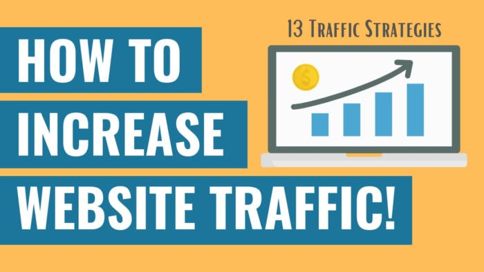 TIPS and STRATEGY to increase the traffic of my website and generate interest in my business