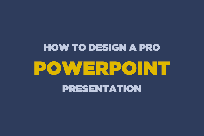 I will create professional powerpoint presentation design