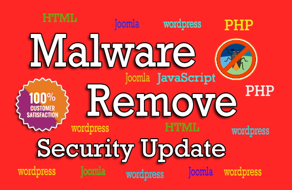 I Will Clean Malware And Secure your Hacked Website
