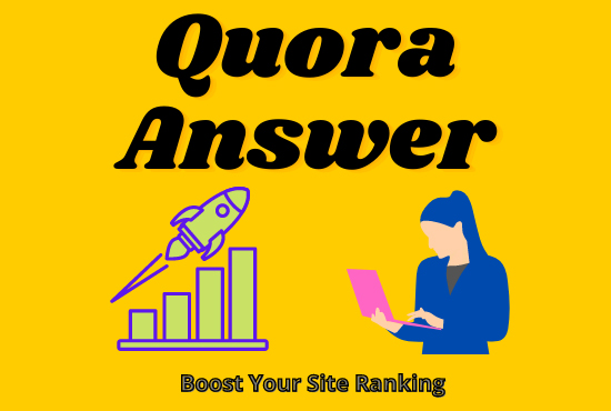 30+ Quora Answers With High Quality Clickable Backlinks