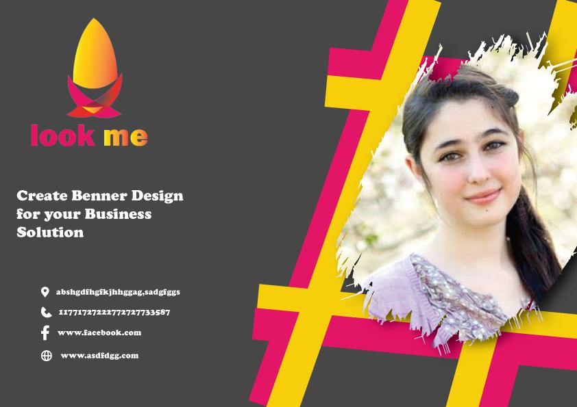 Dear Sir,  I will Design Professional Banner for Social media