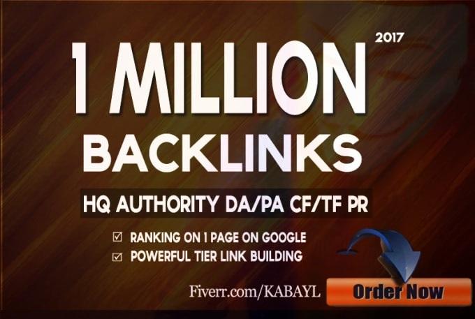 Rank website with SEO dofollow Backlinks fast in Google