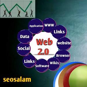 I will Create Edu Gov 10+20 high authority do follow web 2.0 backlinks.